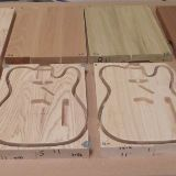 Haynes Guitars Woodworking cAD/CAM