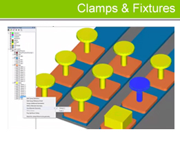 Alphacam 2014 R2 - Clamps and Fixtures
